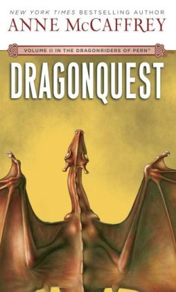Dragonquest (Dragonriders of Pern Series #2)