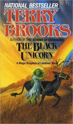 The Black Unicorn (Magic Kingdom of Landover Series #2)