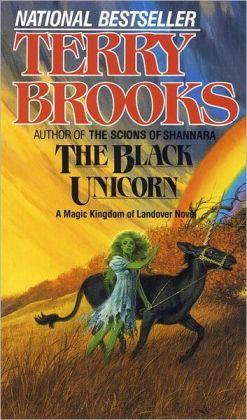 The Black Unicorn (Magic Kingdom of Landover Series #2)