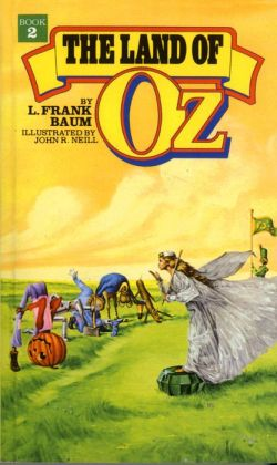 The Land of Oz (Oz Series #2)