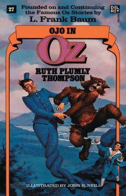 Ojo in Oz (Oz Series #27)