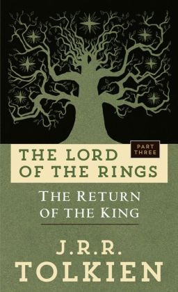 The Return of the King (Lord of the Rings Trilogy #3 - Movie Cover Art)