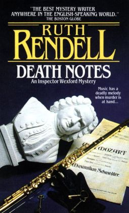 Death Notes (Chief Inspector Wexford Series #11)