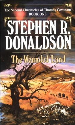 The Wounded Land (Second Chronicles Series #1)