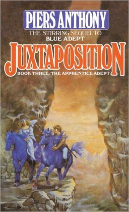 Juxtaposition (Apprentice Adept #3)
