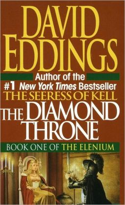 The Diamond Throne (Elenium Series #1)