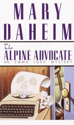 The Alpine Advocate (Emma Lord Series #1)