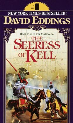 The Seeress of Kell (Mallereon Series #5)