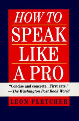 How to Speak Like a Pro