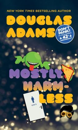 Mostly Harmless (Hitchhiker's Guide Series #5)