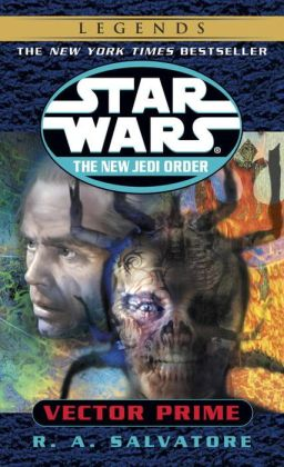 Star Wars The New Jedi Order #1: Vector Prime