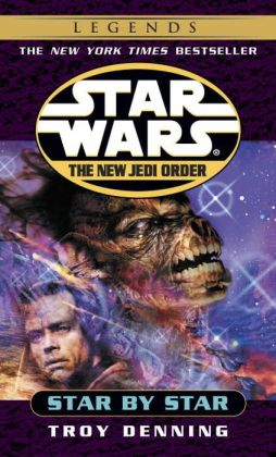 Star Wars The New Jedi Order #9: Star by Star