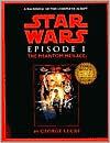Star Wars Episode I: The Phantom Menace Script Facsimile