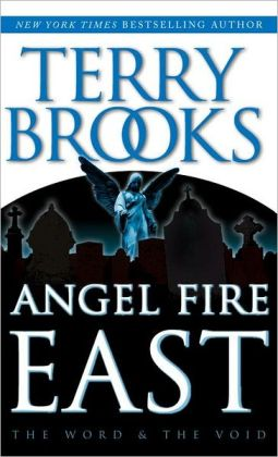Angel Fire East (Word and The Void Trilogy Series #3)