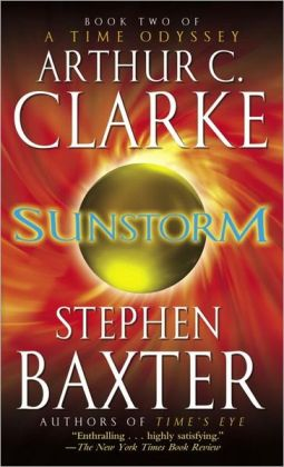 Sunstorm (Time Odyssey Series #2)