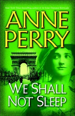 We Shall Not Sleep (World War One Series #5)