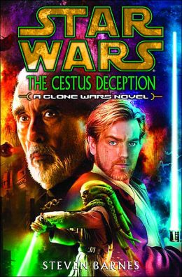 Star Wars The Clone Wars: The Cestus Deception