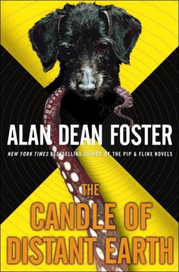 The Candle of Distant Earth (Taken Trilogy Series #3)