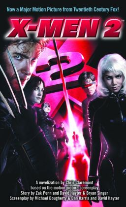 X-Men 2; Movie-Tie-In Edition