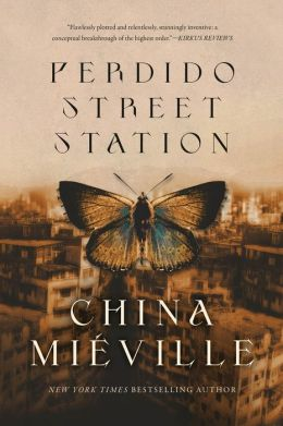 Perdido Street Station (New Crobuzon Series #1)