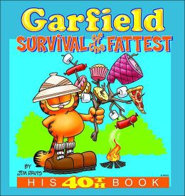 Garfield: Survival of the Fattest: His 40th Book