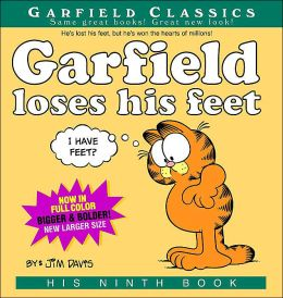 Garfield Loses His Feet (Garfield Classics Series #9)