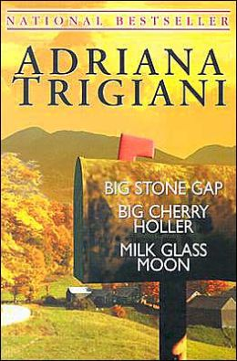 Adriana Trigiani Box Set (Big Stone Gap / Big Cherry Hollar / Milk Glass Moon)