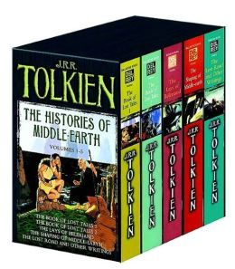 The Histories of Middle-earth Box Set