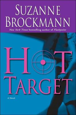 Hot Target (Troubleshooters Series #8)