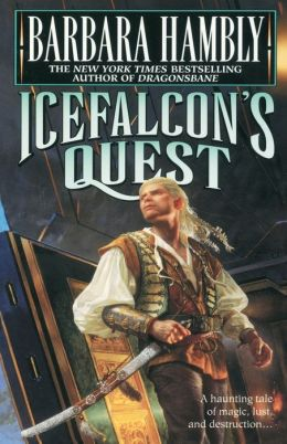 Icefalcon's Quest (Darwath Series #5)