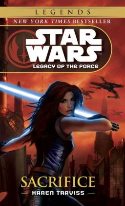 Star Wars Legacy of the Force #5: Sacrifice
