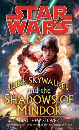 Star Wars Luke Skywalker and the Shadows of Mindor