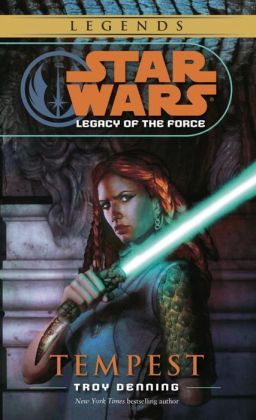 Star Wars Legacy of the Force #3: Tempest