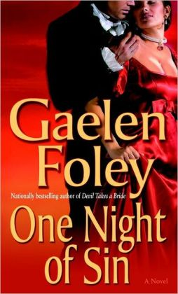 One Night of Sin (Knight Miscellany Series #6)