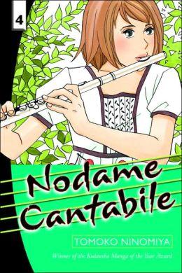 Nodame Cantabile, Volume 4