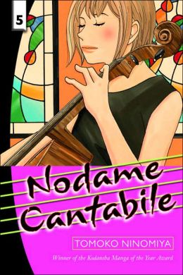 Nodame Cantabile, Volume 5