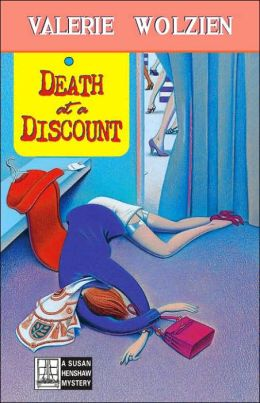 Death at a Discount: A Susan Henshaw Mystery