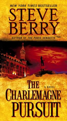 The Charlemagne Pursuit (Cotton Malone Series #4)