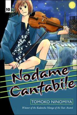 Nodame Cantabile: Volume 10