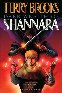 Dark Wraith of Shannara (Shannara Series)