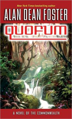 Quofum (Humanx Commonwealth Series #8)