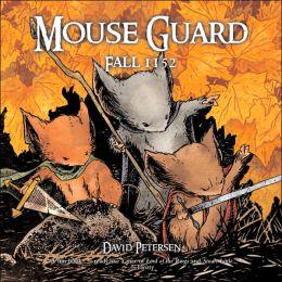 Mouse Guard, Volume 1: Fall 1152