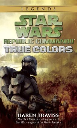Star Wars Republic Commando #3: True Colors