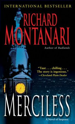 Merciless (Kevin Byrne & Jessica Balzano Series #3)