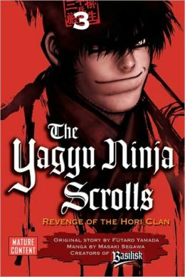 The Yagyu Ninja Scrolls 3: Revenge of the Hori Clan