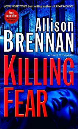 Killing Fear (Prison Break Trilogy Series #1)