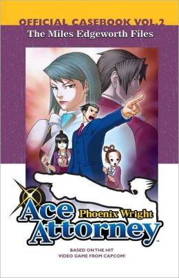 Phoenix Wright, Ace Attorney: Official Casebook, Volume 2