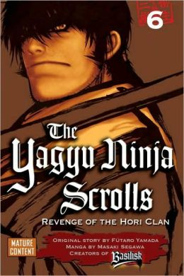 The Yagyu Ninja Scrolls 6: Revenge of the Hori Clan