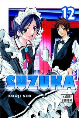 Suzuka, Volume 12