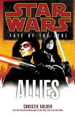 Star Wars Fate of the Jedi #5: Allies